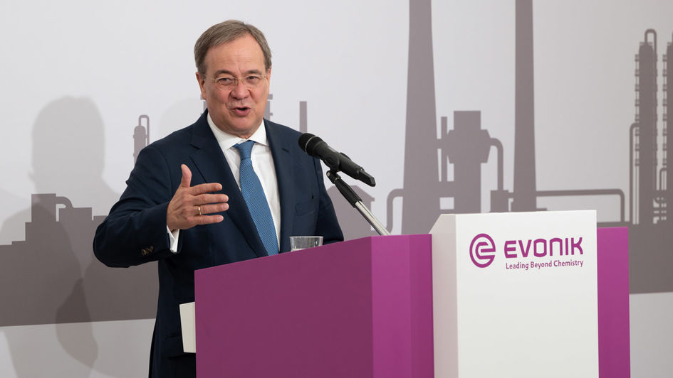 Armin Laschet, Minister President of the State of North Rhine-Westphalia