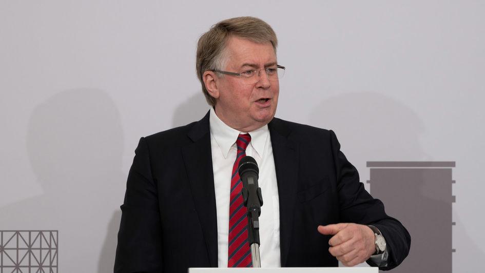 Bernd Tönjes, Chairman of the Supervisory Board Evonik Industries AG