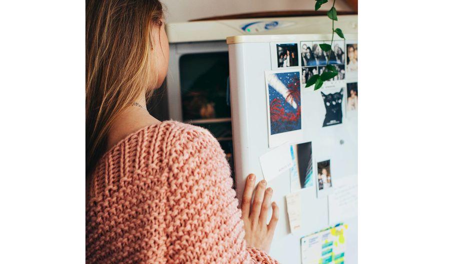 家裡的冰箱