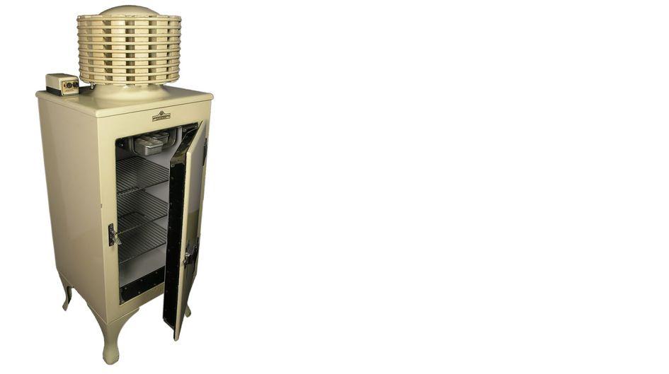 世界第一台壓縮式製冷家用冰箱